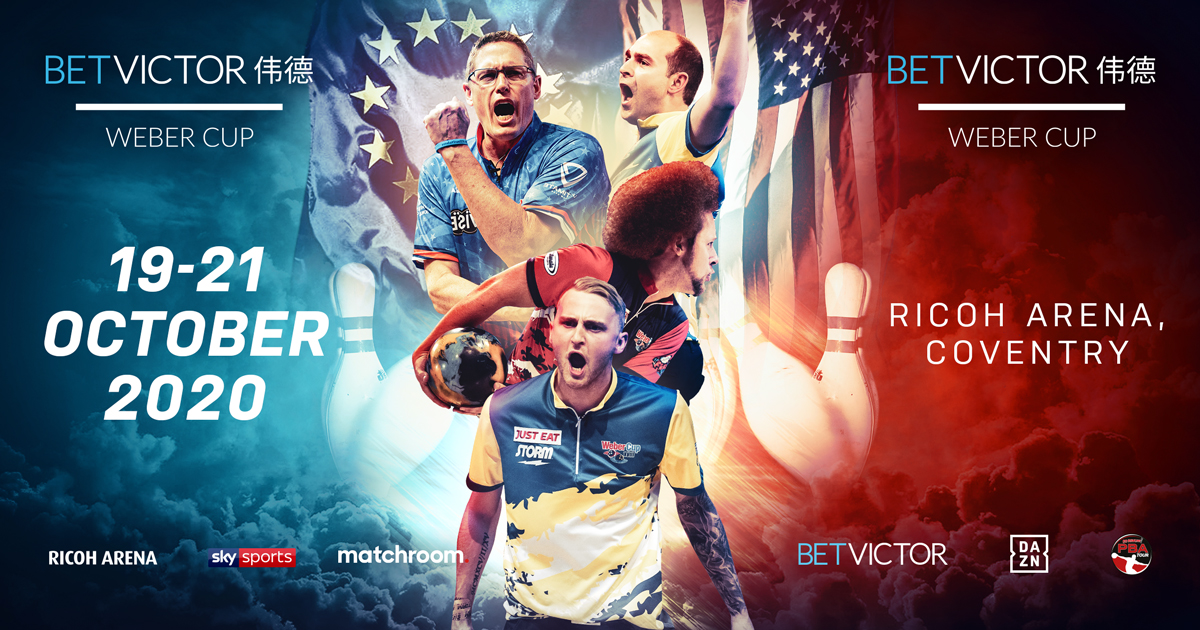 BETVICTOR WEBER CUP GOES BEHIND CLOSED DOORS AT RICOH ARENA, COVENTRY