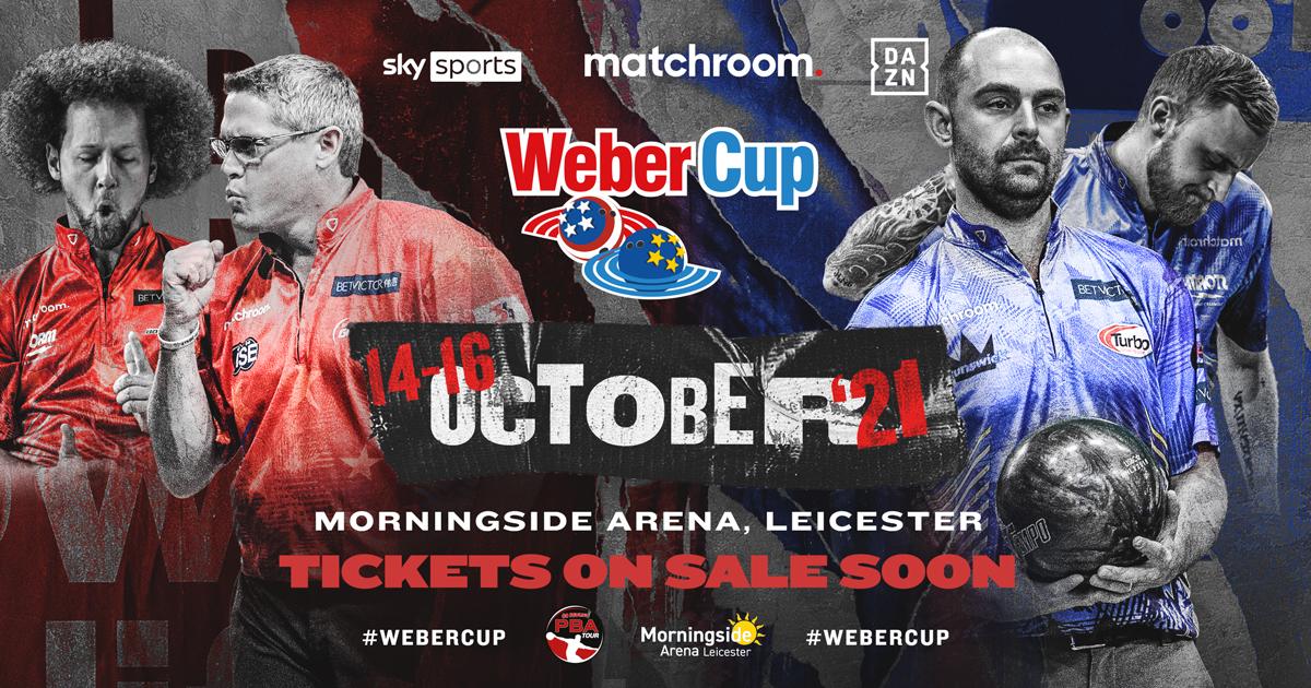 2021 Weber Cup | Tickets on sale 7 September
