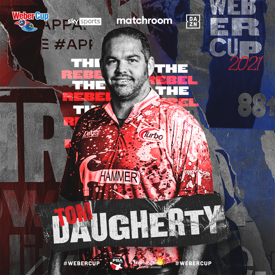 Tom Daugherty to make Weber debut for the USA